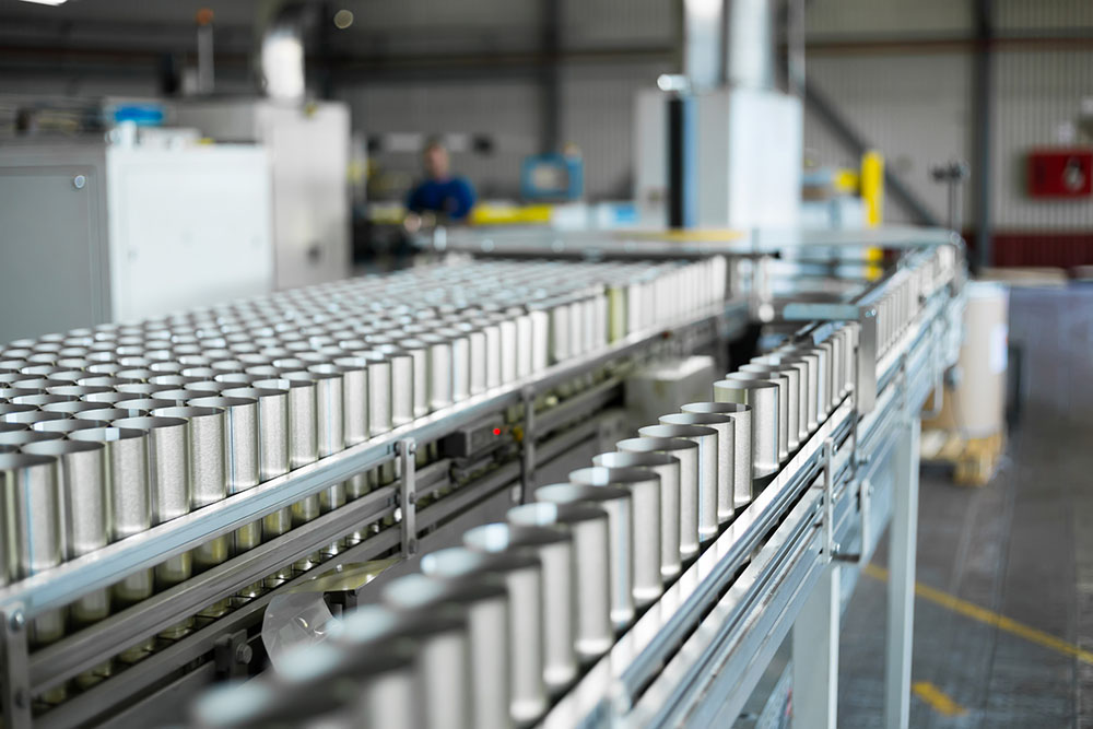Food Canning line Feasibility Study (France)