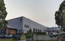 Factory Relocation (Scotland to West Midlands)